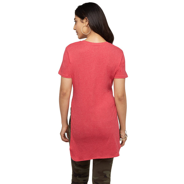 Cookie's Domain Empire Side-Slit Tunic - Citi Trends Juniors - Back