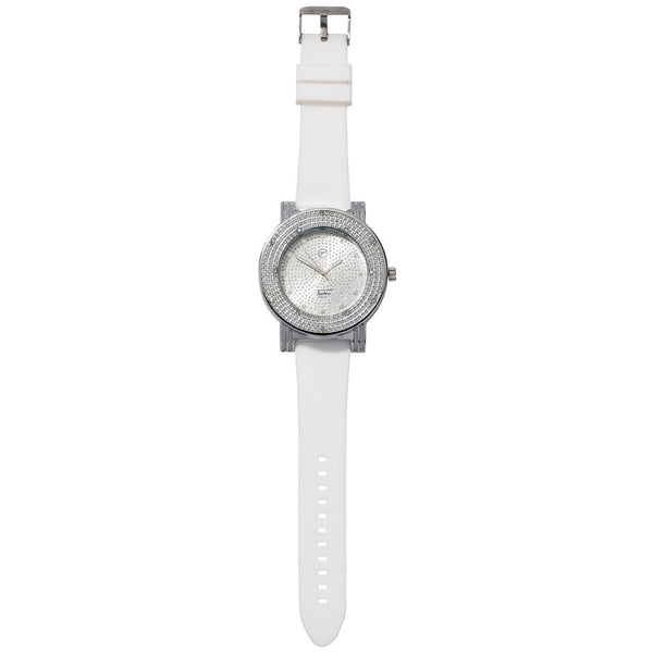 Fresh O'Clock Silver Mens Watch - Citi TrendsMens - 2