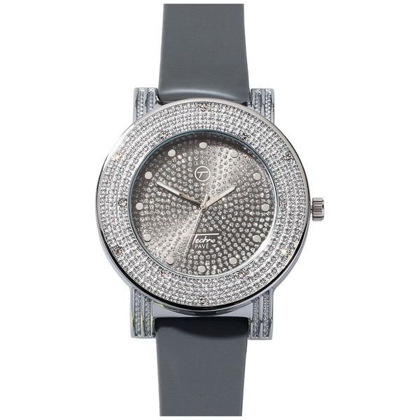 Grey-T Timing Mens Watch - Citi TrendsMens - 1