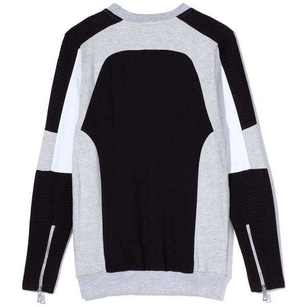 Cool In Colorblock Boys Sweatshirt - Citi Trends Boys - Back