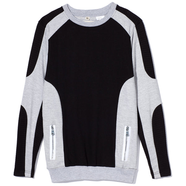 Cool In Colorblock Boys Sweatshirt - Citi Trends Boys - Front