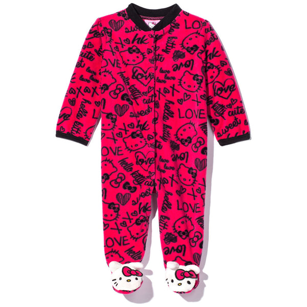 Catnap Time Girls Pink Hello Kitty Sleep And Play - Citi TrendsBaby - 1