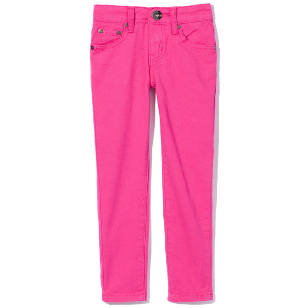 Pink Bull Denim Skinny Jean - Citi Trends Girls - Front