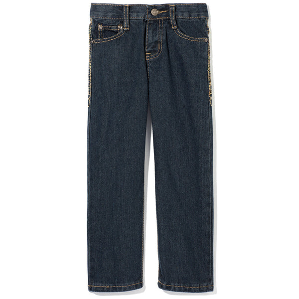 A Stitch In Time Boys Vintage Wash Jean - Citi TrendsBoys - Front