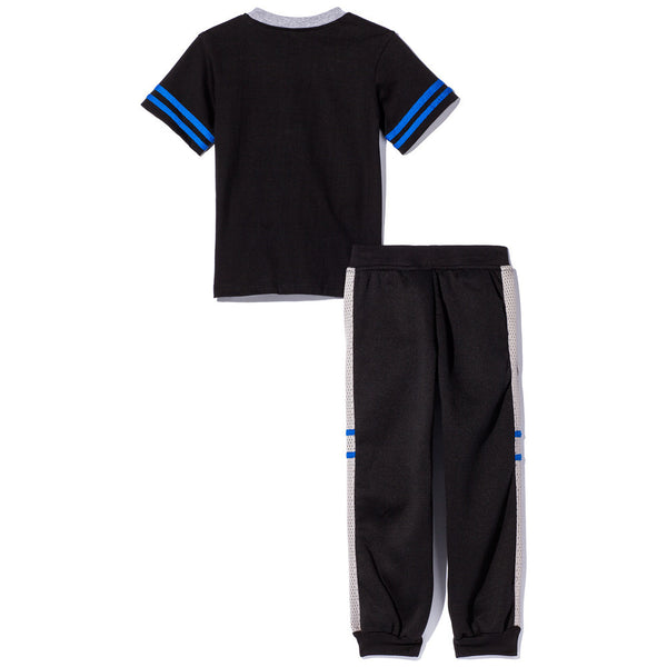 The Stripe Degree 2-piece Boys Blue Varsity Stripe Jogger Set - Citi TrendsBoys - 2