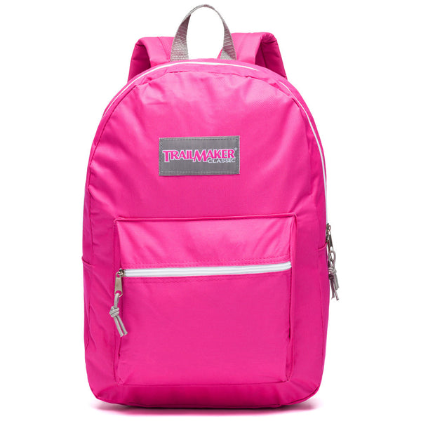 Color Booster Pink Backpack - Citi Trends Girls - Front