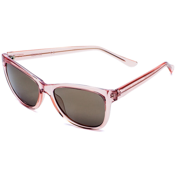 Kenneth Cole Reaction Blush Translucent Square Sunglasses - Citi Trends Accessories