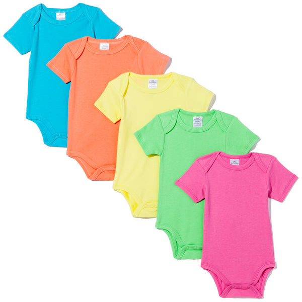 Rainbow Bright 5-Piece Creeper Set - Citi Trends Baby - Front