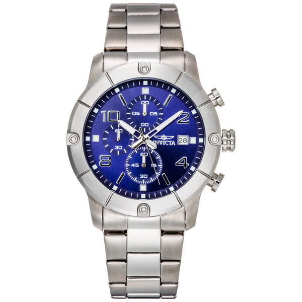 Invicta Men's Specialty Stainless Steel Watch - Citi Trends Designer - Front