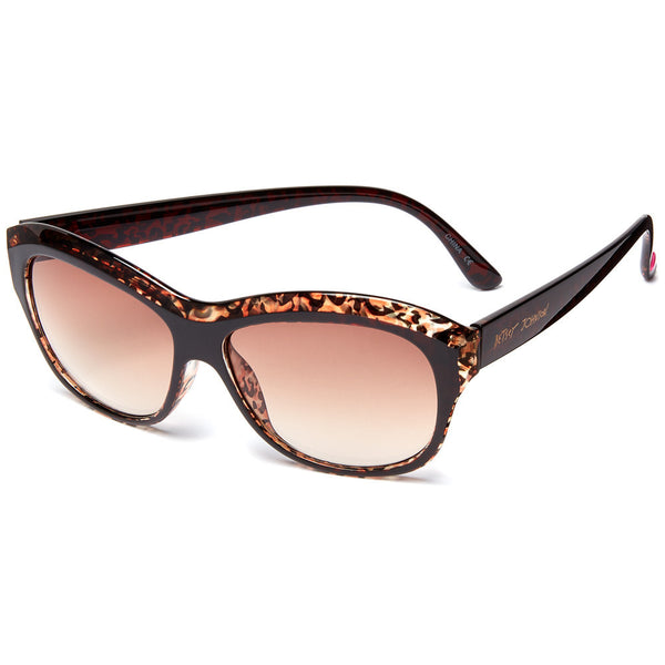 Betsey Johnson Mod Square Shaped Sunglasses - Citi Trends Designer