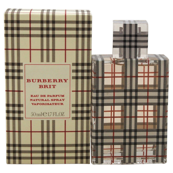 Burberry Brit Women's Eau de Parfum Spray, 1.7 oz - Citi  Trends Designer