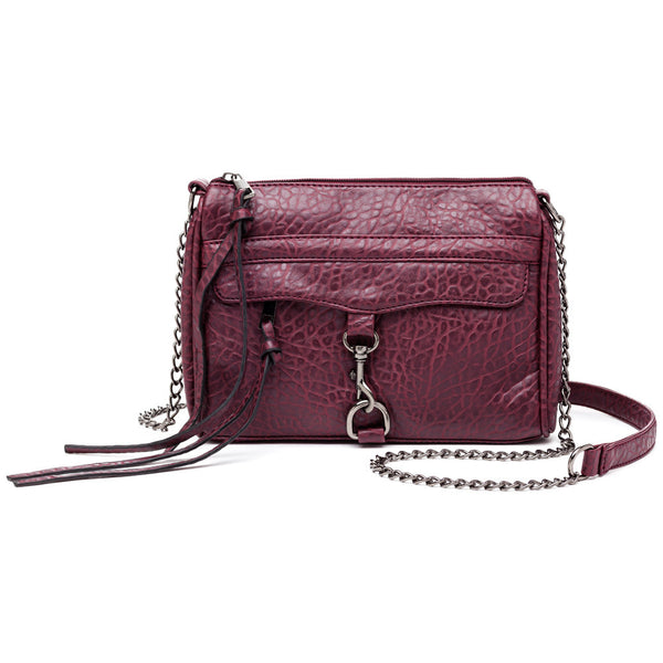 Pucker Up Wine Chain-Strap Crossbody - Citi Trends Accessories - Front