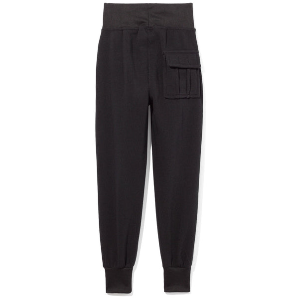 Black Fleece Jogger Pant - Citi Trends Boys - Back