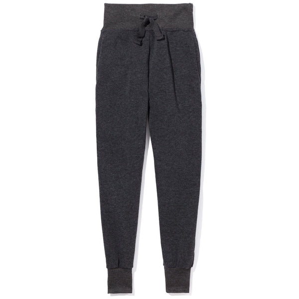 Charcoal Fleece Jogger Pant - Citi Trends Boys - Front