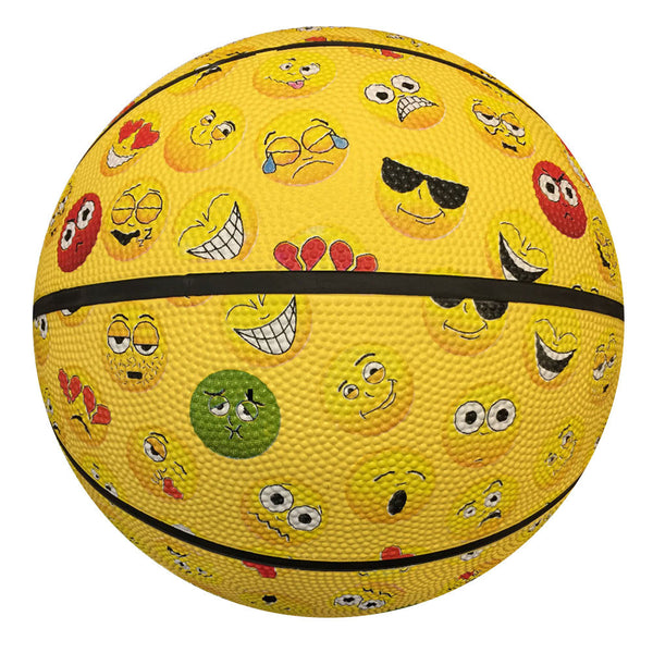 Emoji Basketball - Citi Trends Home - Front