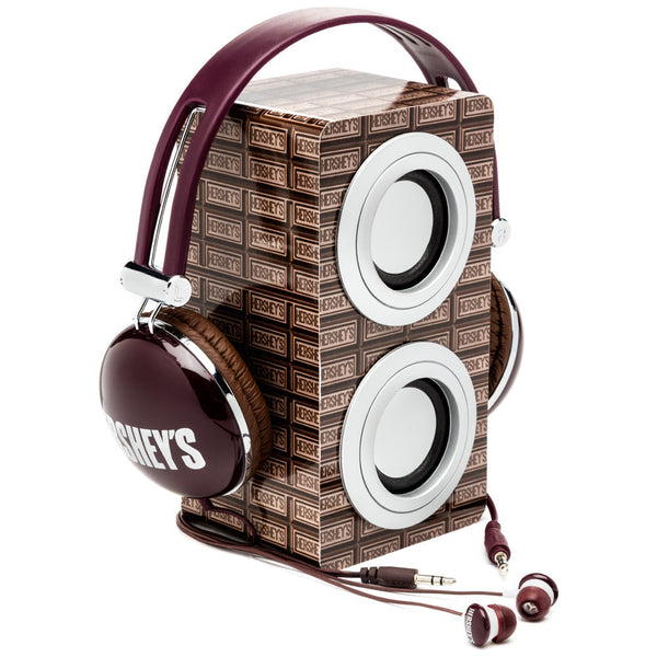 Sweet Sounds 3-in-1 Hershey's Stereo Combo Pack - Citi Trends Home - Front