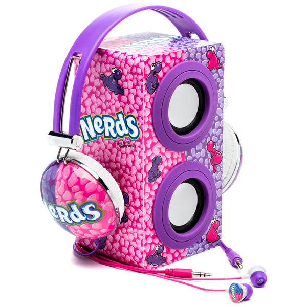 Sweet Sounds 3-in-1 Nerds Stereo Combo Pack - Citi Trends Home - Front