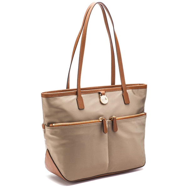 MICHAEL Michael Kors Dusk Kempton Medium Pocket Tote - Citi Trends Designer - Side
