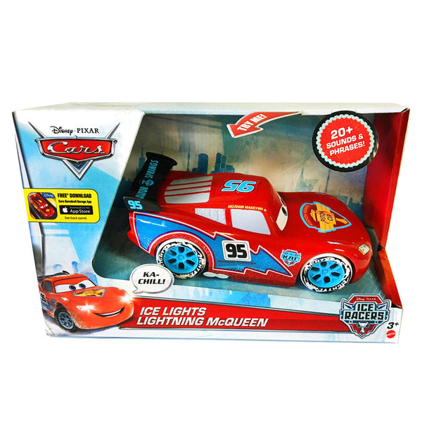 Disney/Pixar Cars Ice Racers Ice Lights Lightning McQueen - Citi Trends Home - Front