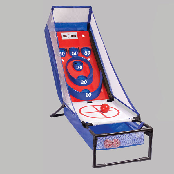 Electronic Bounce N' Score Skee Ball Arcade Game