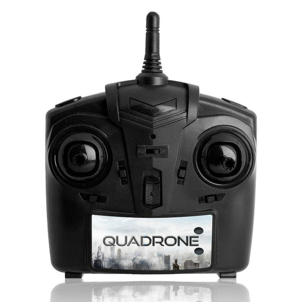 Quadrone Black Covert Drone - Citi Trends Home - Controller Front
