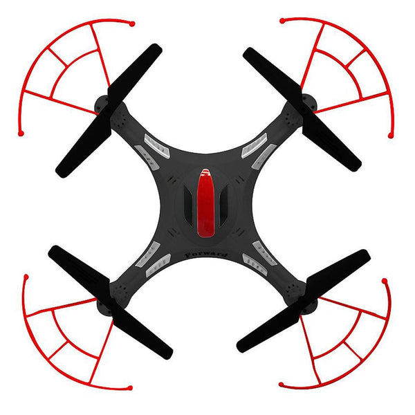 Quadrone Black/Red Tumbler Drone - Citi Trends Home - Top