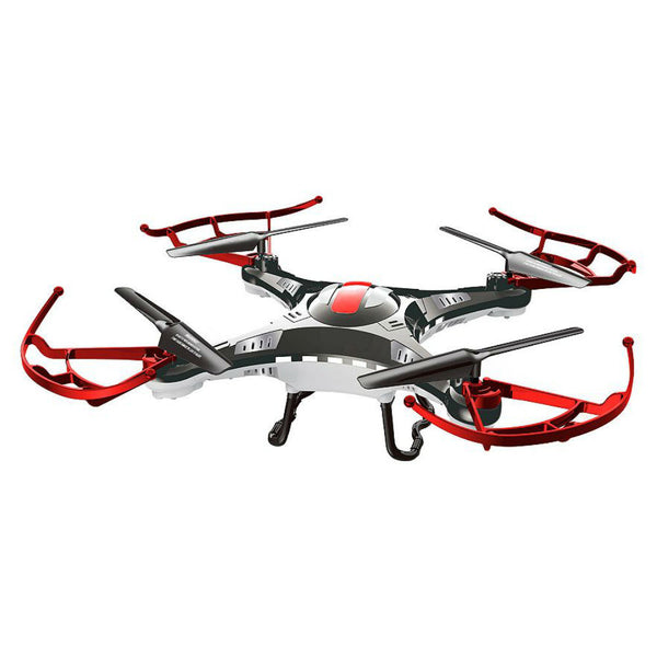 Quadrone Black/Red Tumbler Drone - Citi Trends Home - Front