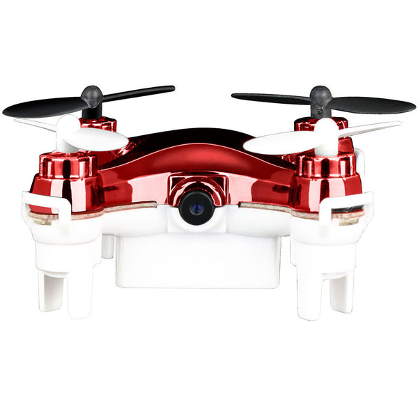 Quadrone Red/White Micro Wi-Fi Drone - Citi Trends Home - Front