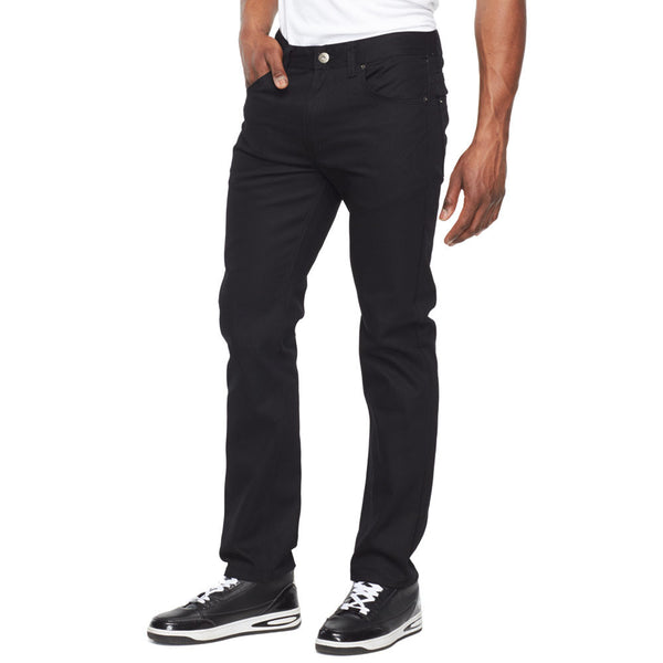 Classic Moves Black 5-Pocket Jean - Citi Trends Mens - Front