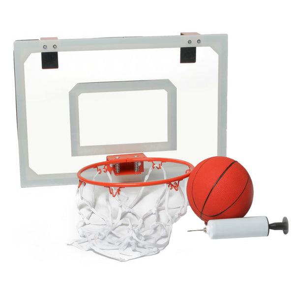 Over-The-Door Basketball Hoop - Citi Trends Home - Front