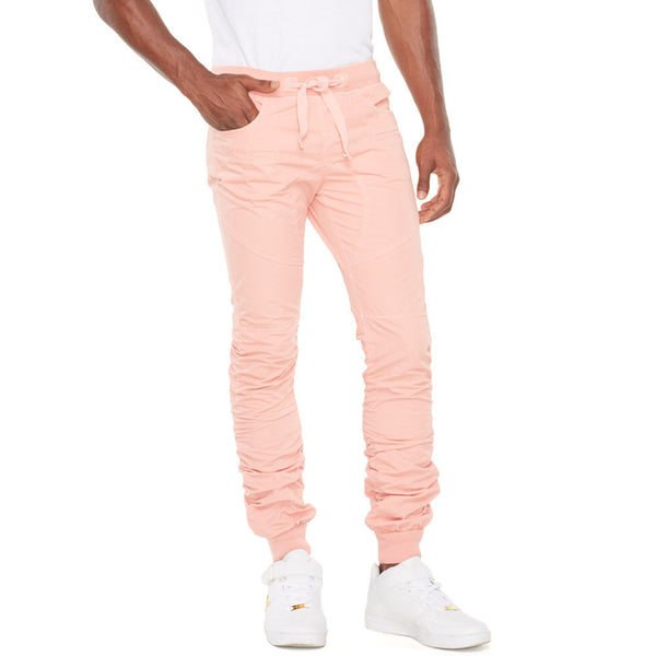 Rose Pop Blush Jogger - Citi Trends Mens - Front