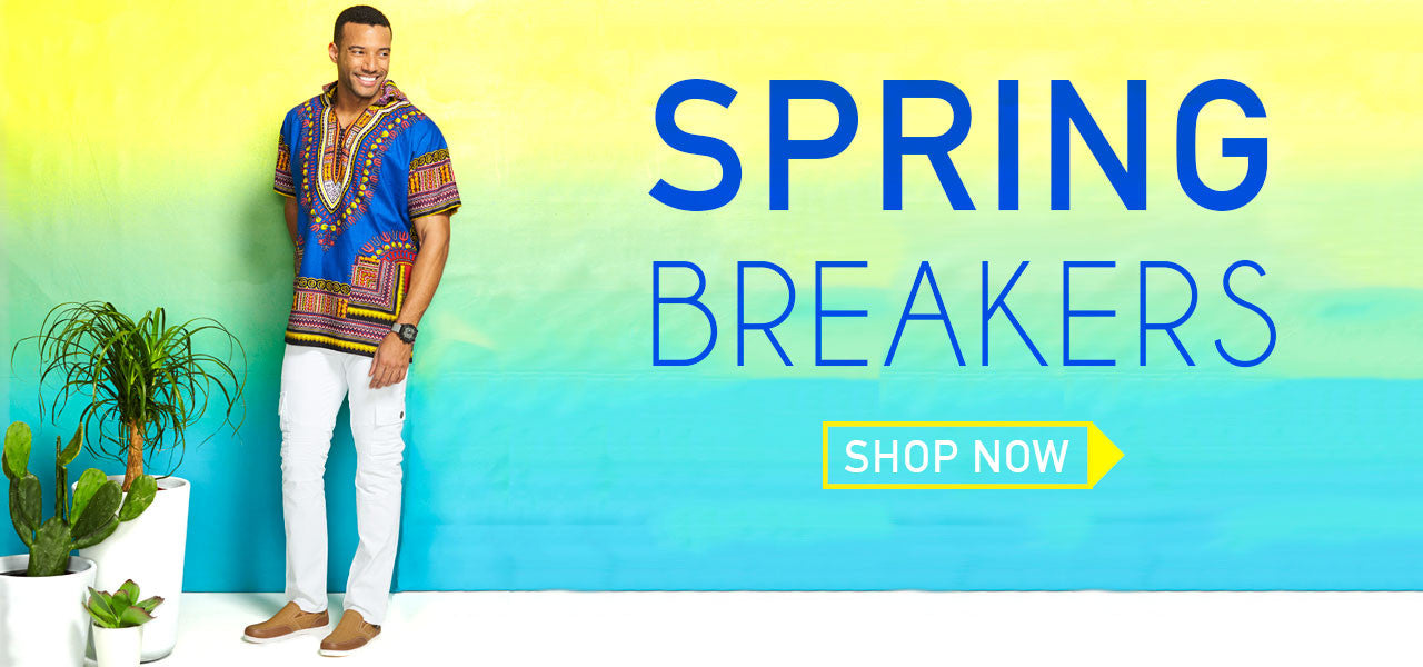 Spring Breakers > Shop Now>