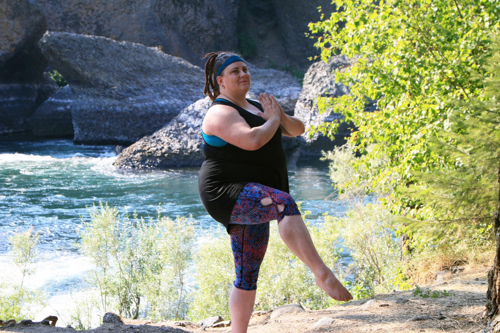 Hip Opening Yoga Poses Rainbeau Curves Plus Size