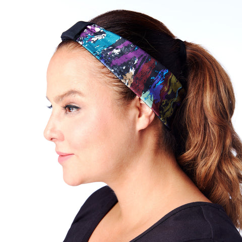 Norah Painted Forest Headband