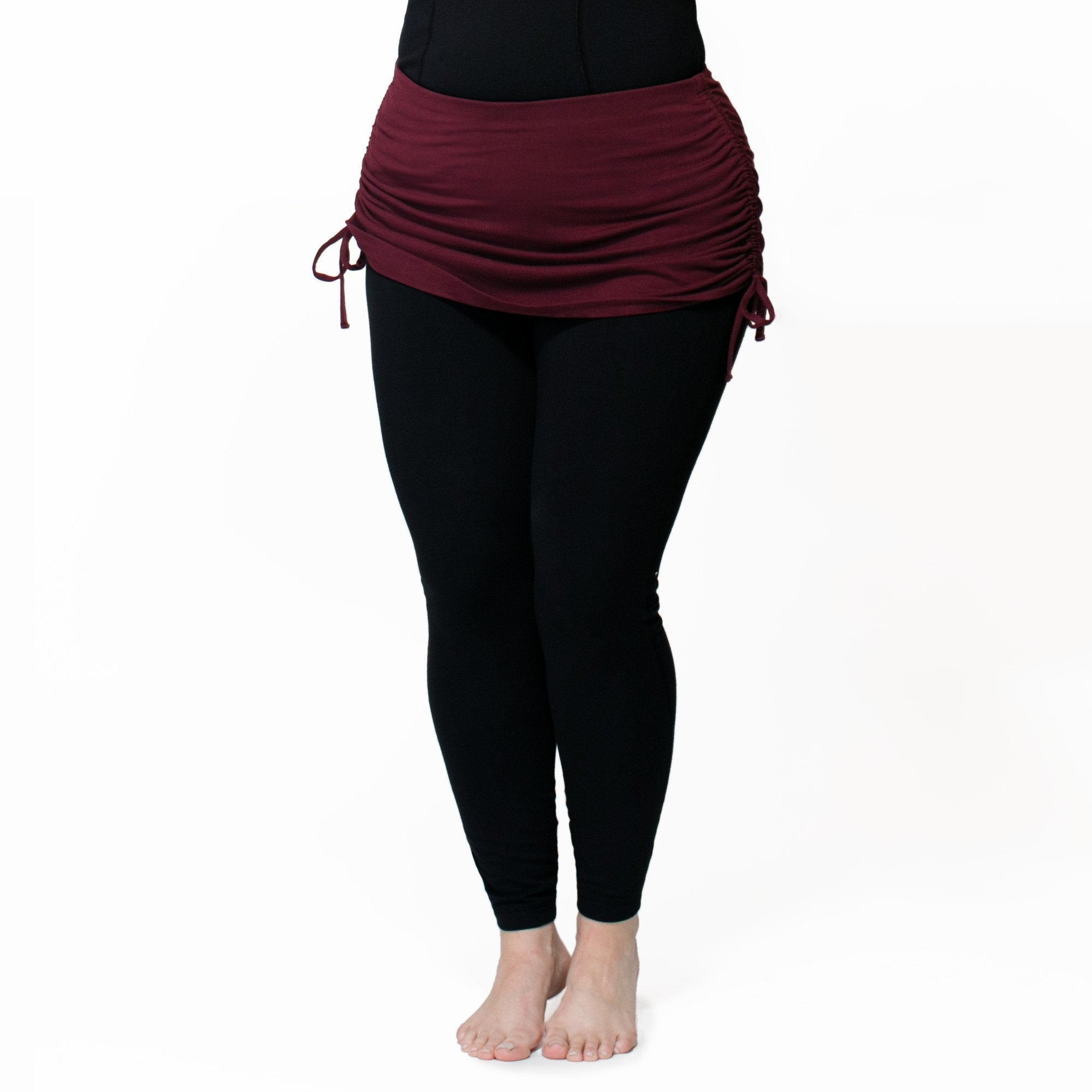 Phoebe Skirted Legging - Rainbeau Curves, , activewear, athleisure, fitness, workout, gym, performance, womens, ladies, plus size, curvy, full figured, spandex, cotton, polyester - 1