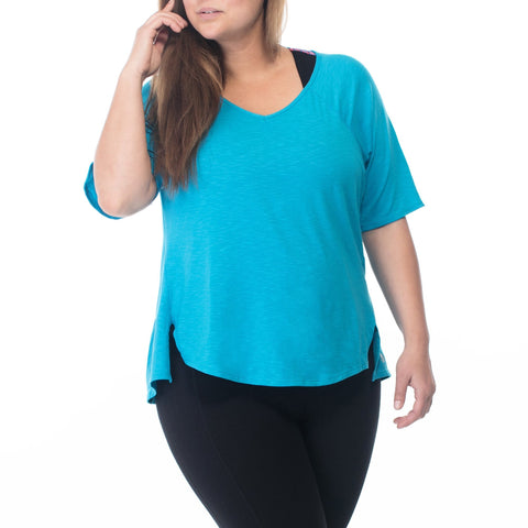 Lila Layer Tee