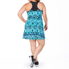 Isabella Print Dress