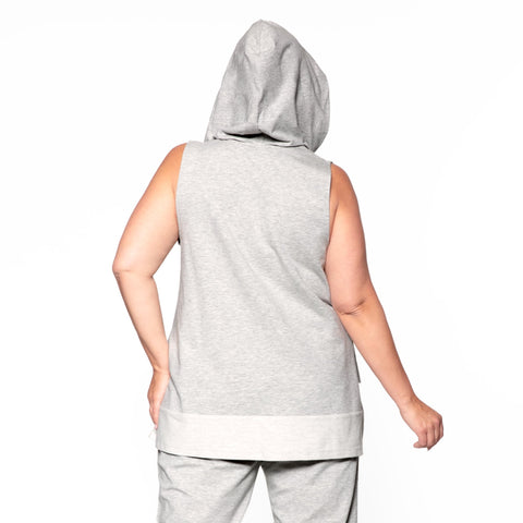 Hayes Hooded Vest