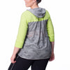 Kathleen Pullover - Rainbeau Curves, 14/16 / Limelight, activewear, athleisure, fitness, workout, gym, performance, womens, ladies, plus size, curvy, full figured, spandex, cotton, polyester - 4