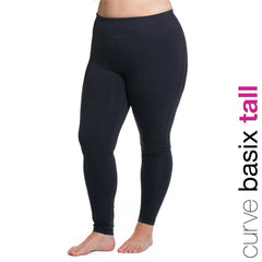 Curve Basix Legging Tall - Rainbeau Curves