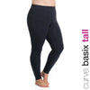 Curve Basix Compression Legging Tall - Rainbeau Curves