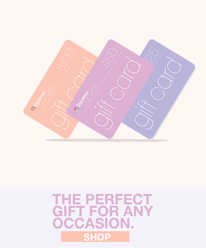 rainbeau curves gift card