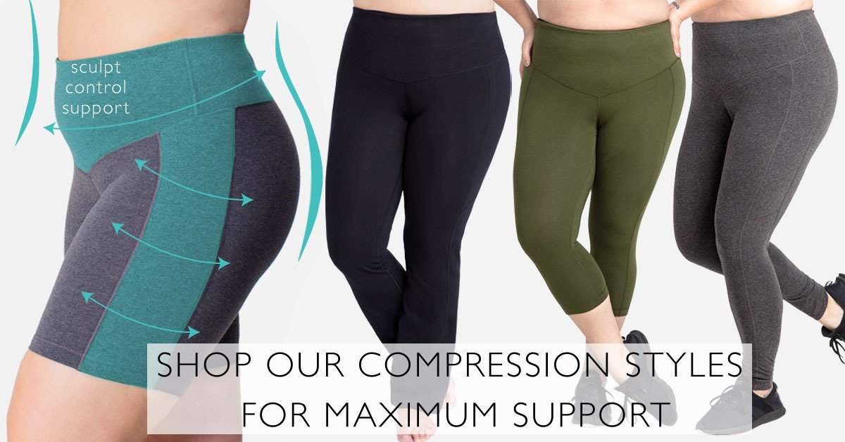 Rainbeau Curves, Basix, plus size, activewear, workout wear