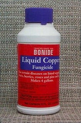 Liquid Copper Fungicide concentrate 8 oz Size