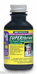 Superthrive Vitamins and Hormones - 1oz