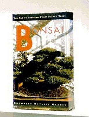 Bonsai Video Bonsai Instructional Guide VHS Format - Brooklyn Botanical Garden