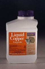 Liquid Copper Fungicide concentrate 16 oz Size