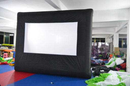 100-150inch giant  inflatable movie screen,Outdoor Inflatable Screen,inflatable projector screen - ManSeeManWant
