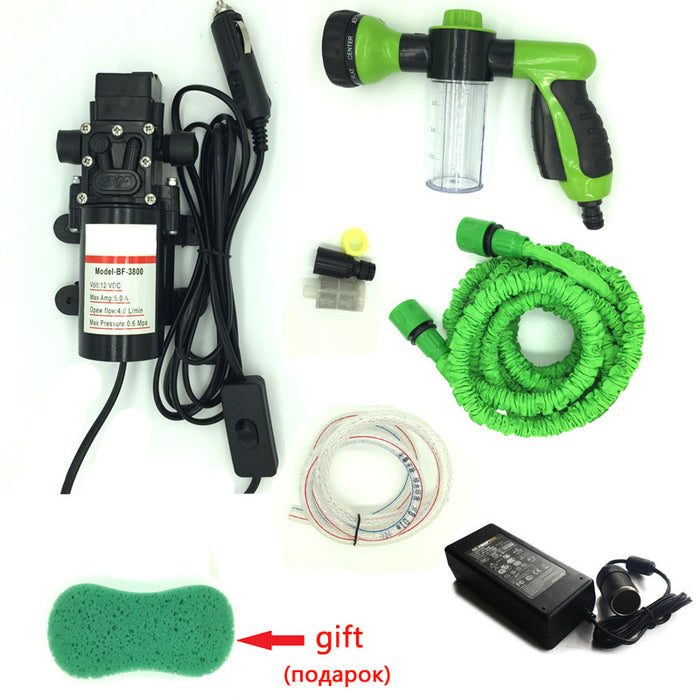 Car washing machine cleaning tool pump high pressure - ManSeeManWant