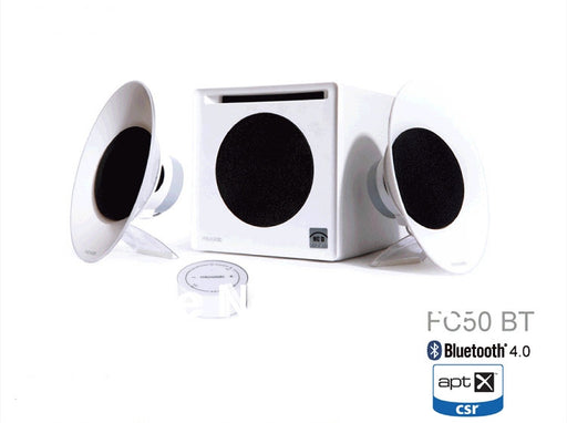 Bluetooth Speaker Stereo 2 X12W Plus 30W Remote Control - ManSeeManWant